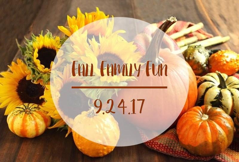 Fall Family Fun Day Thumbnail Image