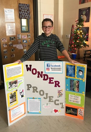 Wesley and Wonder Project