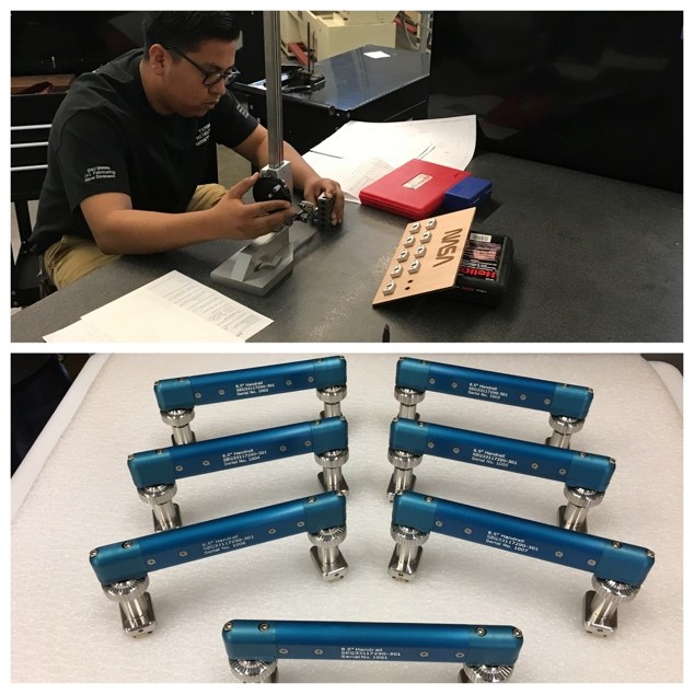 Hawthorne HS Engineering Student Produces Flight Parts for NASA and International Space Station Thumbnail Image