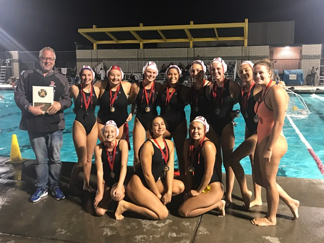 PVHS Girls' Water Polo