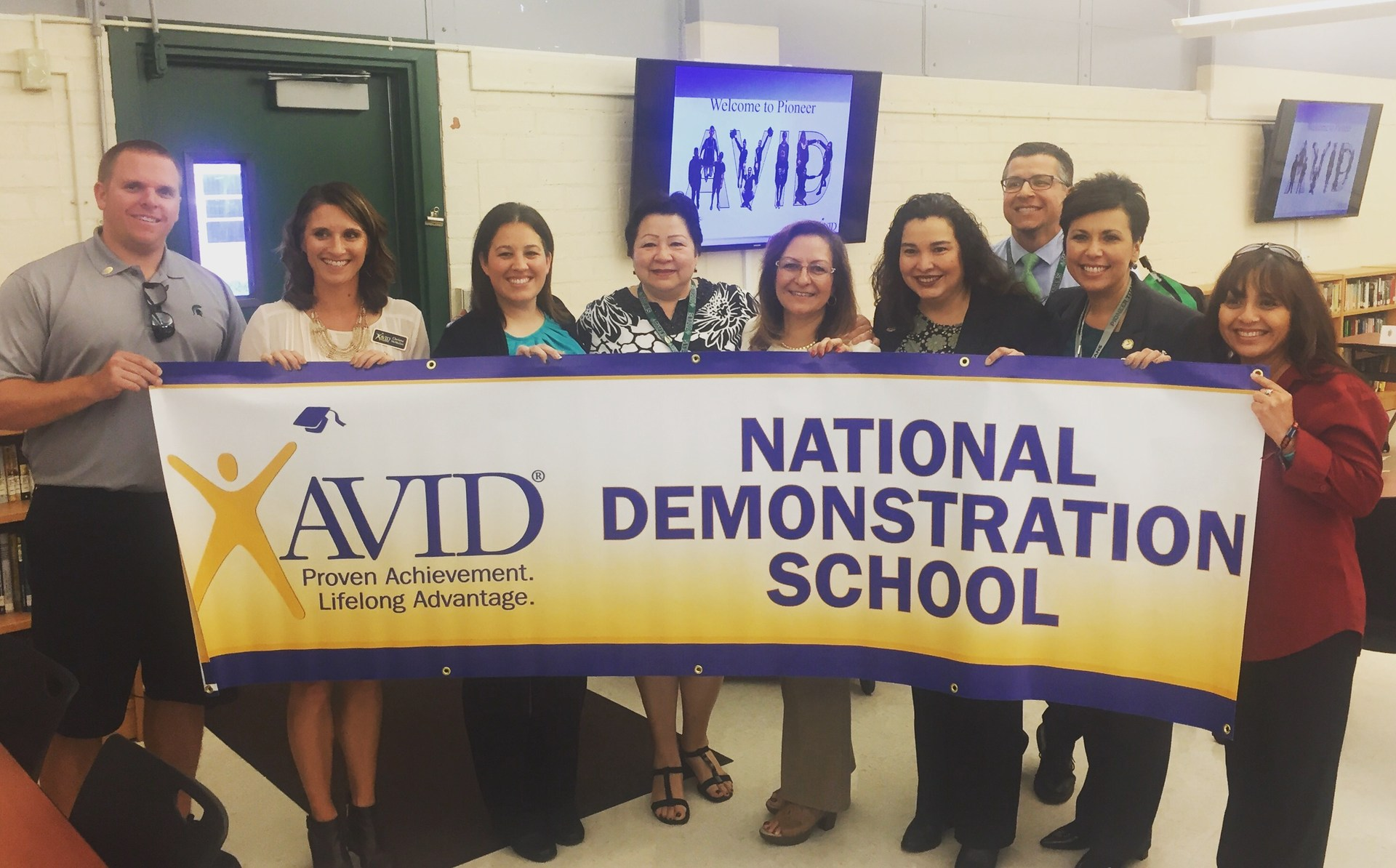 AVID National Demonstration Site 2017