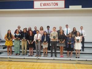 Sophomore Awards