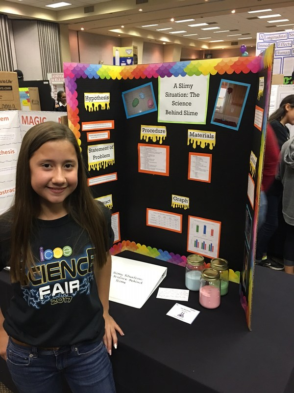 Jr. High Science Fair (Click here for pictures.) Thumbnail Image