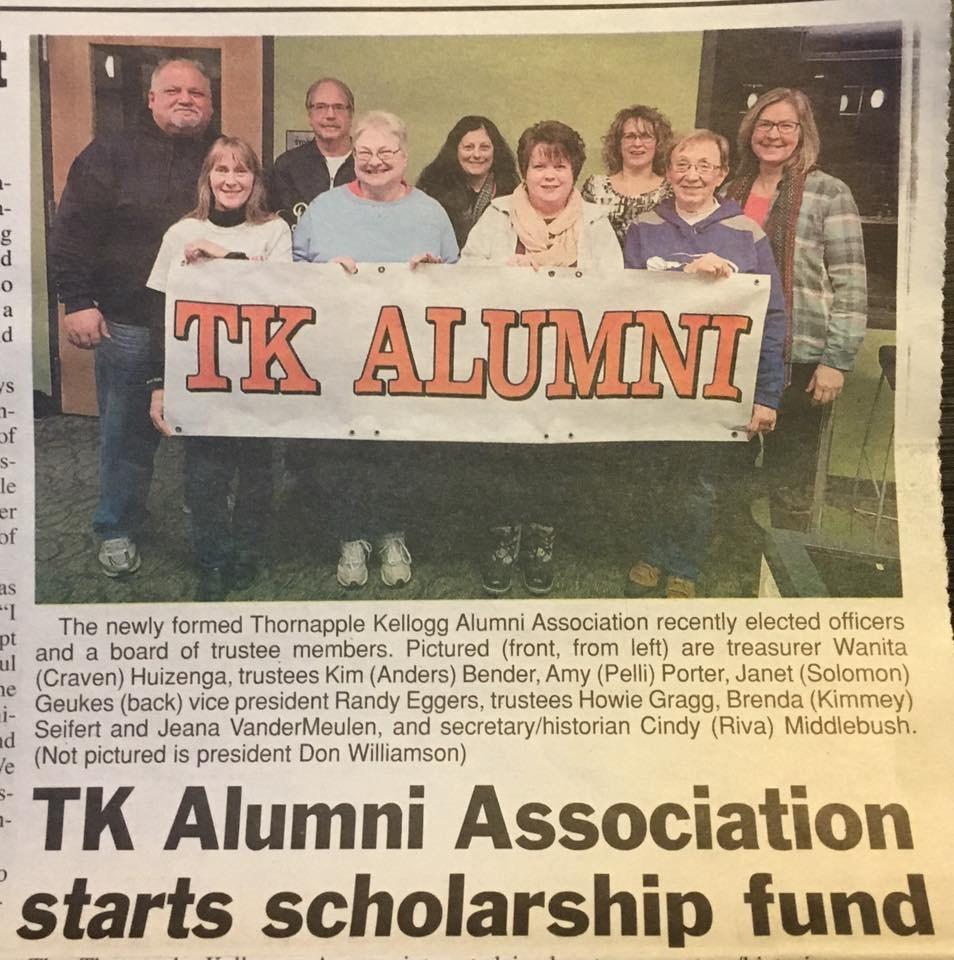 TKAA starts Scholarship Fund