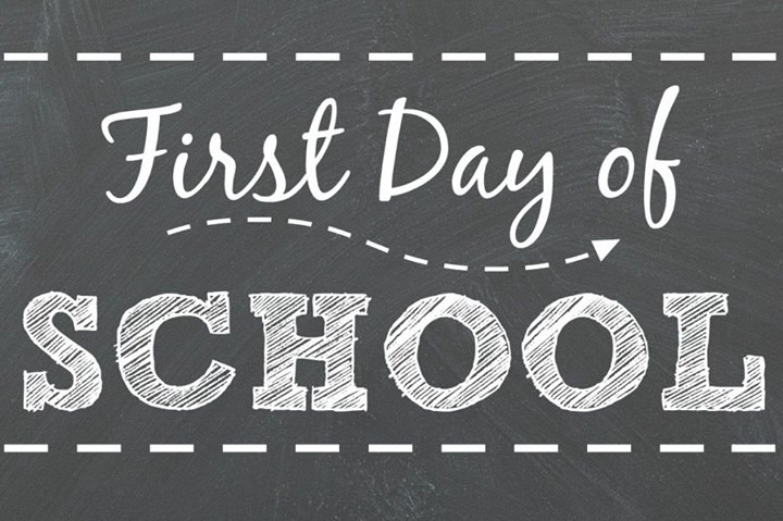 First Day of School is Tuesday, Sept. 5, 2017! Thumbnail Image
