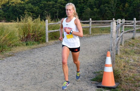 Sophomore Maggie Maier Wins NSCHSAA XC Championship Featured Photo
