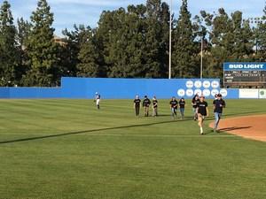 Dartmouth AVID at UCR Baseball Game