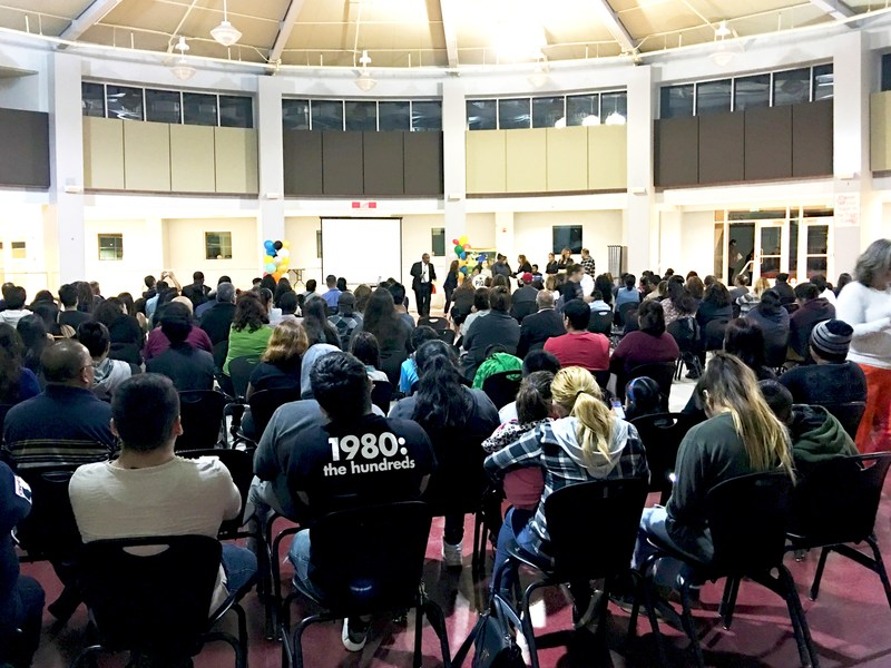 Hawthorne High School Parent Institute for Quality Education Thumbnail Image