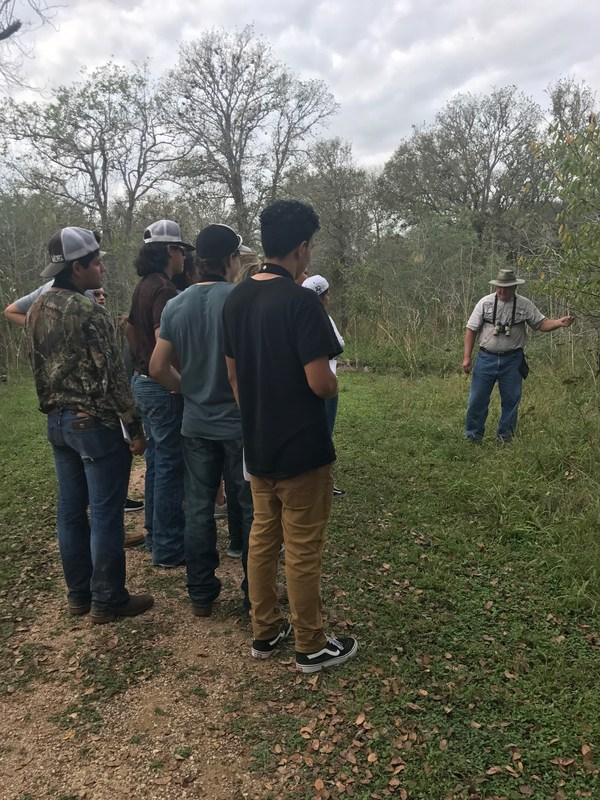 VISD Students Take Field Trip to Palmetto State Park Thumbnail Image