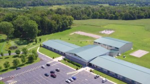 Aerial Photo of Countryside Academy Meadowbrook Campus
