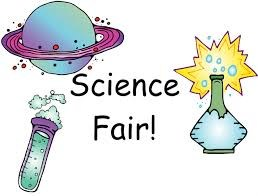Science Fair with tubes, beacons, and planets