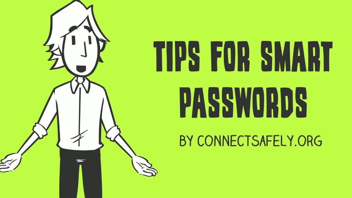 smart passwords