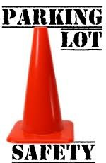 parking lot cone