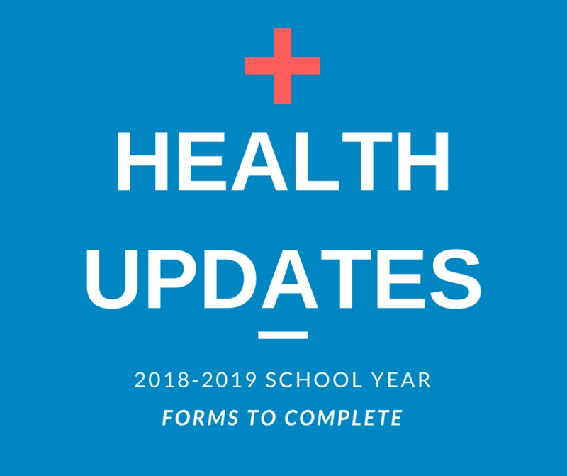 Important Health Information 2018-2019 School Year Thumbnail Image