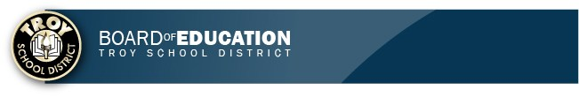 Board of Education Page Header