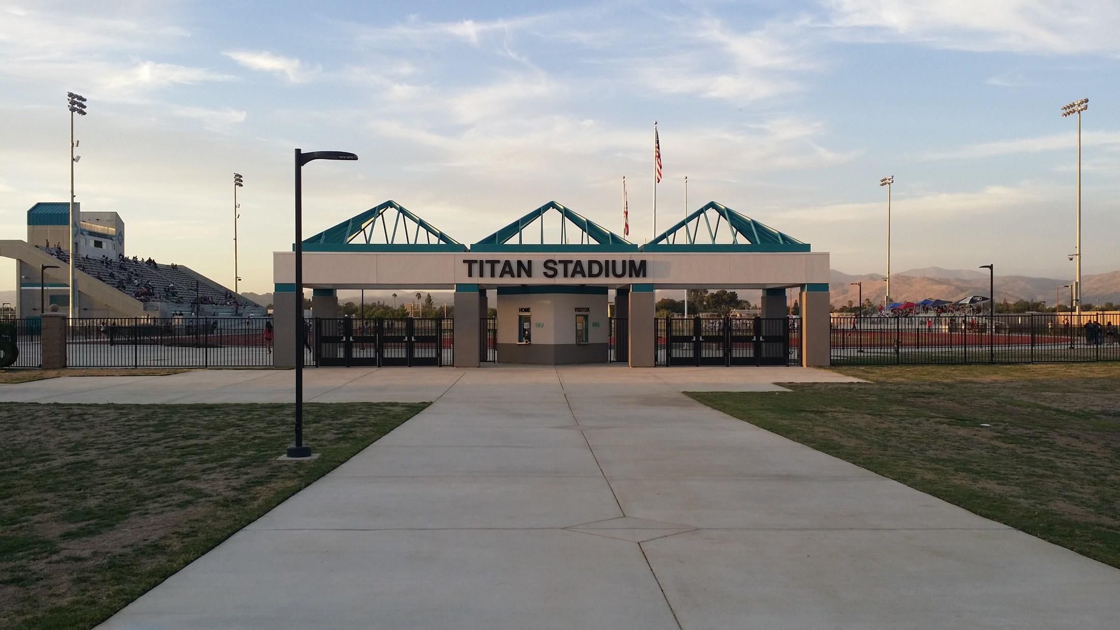 Picture of Titan Stadium