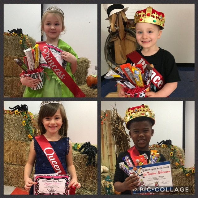 Will Rogers Fall Festival Royality