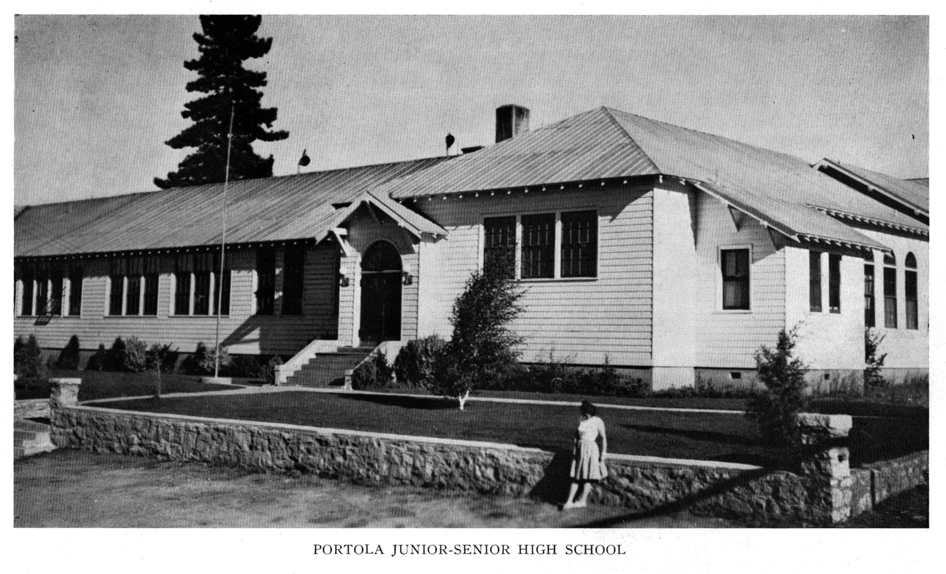 Picture of PHS in 1942
