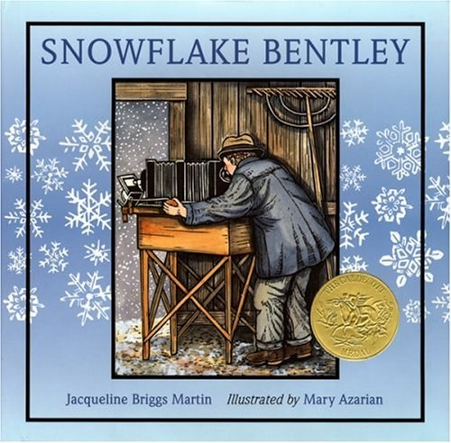 Link to Snowflake Bentley Museum Website