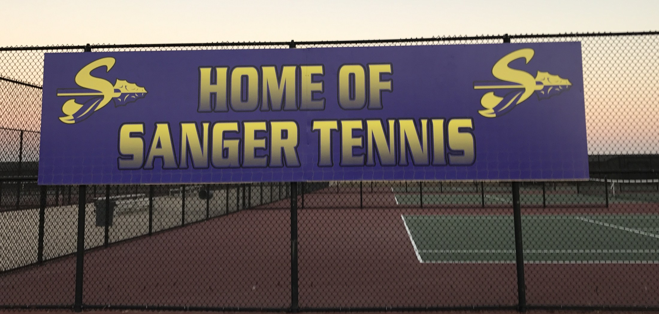 Home of Sanger Tennis