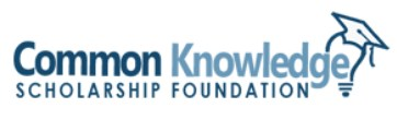 Image of Common Knowledge Scholarship Foundation logo