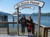 Icy Strait Pointe in Alaska