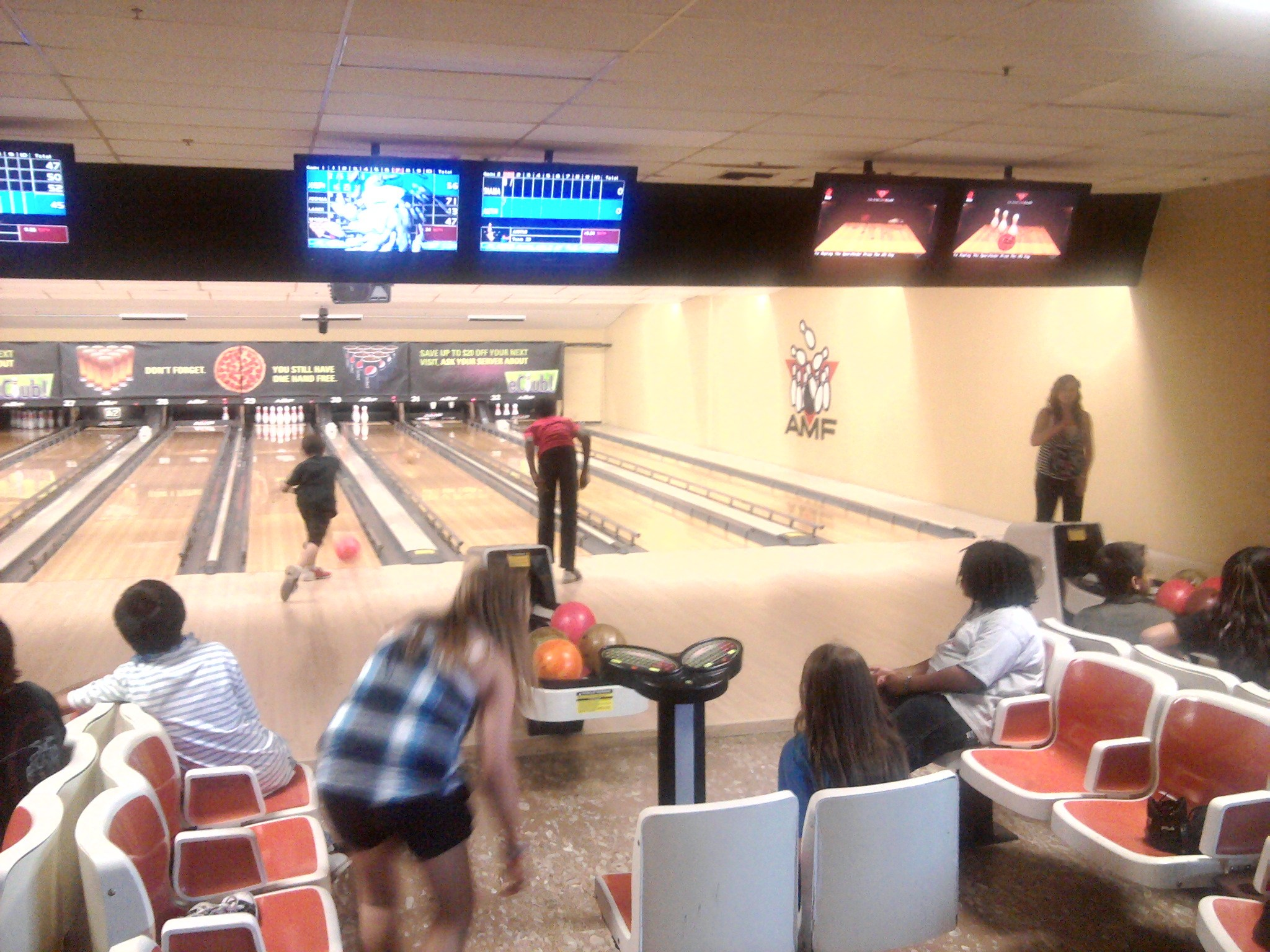 The Zone Bowling