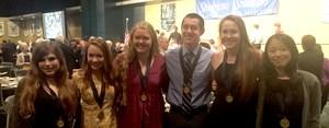 Spokane Scholar award recipients