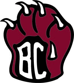 Brookland-Cayce High School Paw Logo