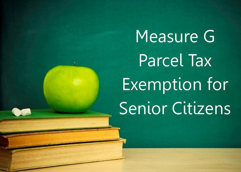 Parcel Tax Exemption Available for Senior Citizens Thumbnail Image
