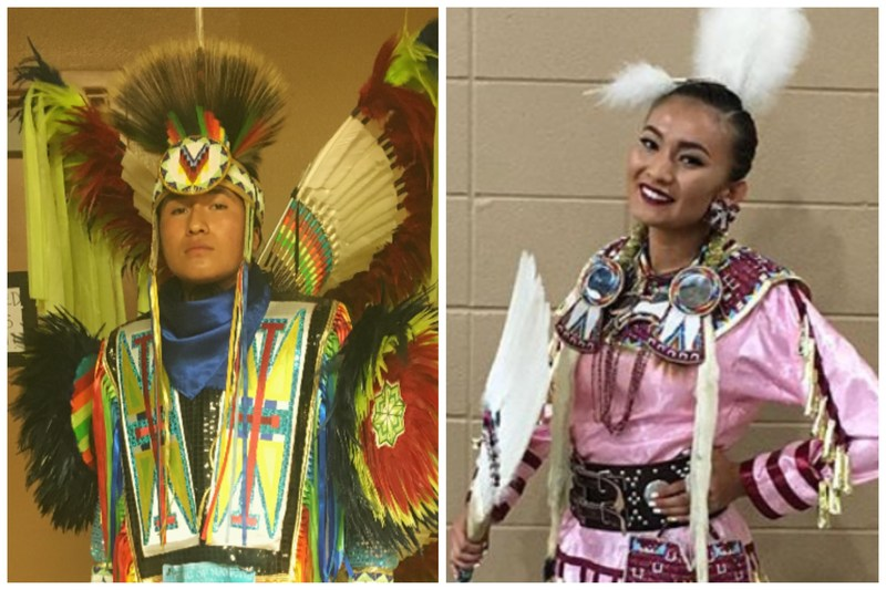 Matadors Celebrate Native American Dance Thumbnail Image