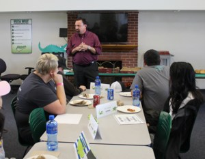 October Gator of the Month Luncheon