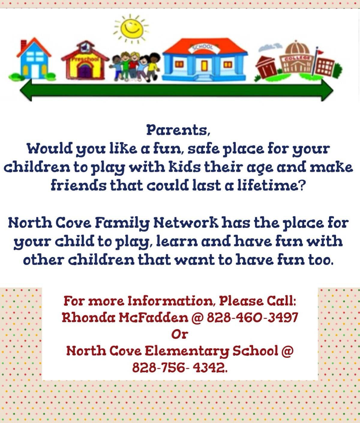 Family Network flyer