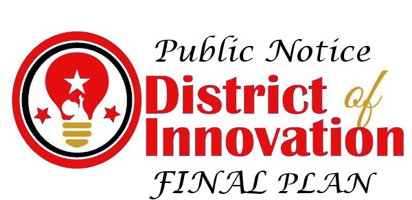 DIstrict of Innovation Final Plan logo