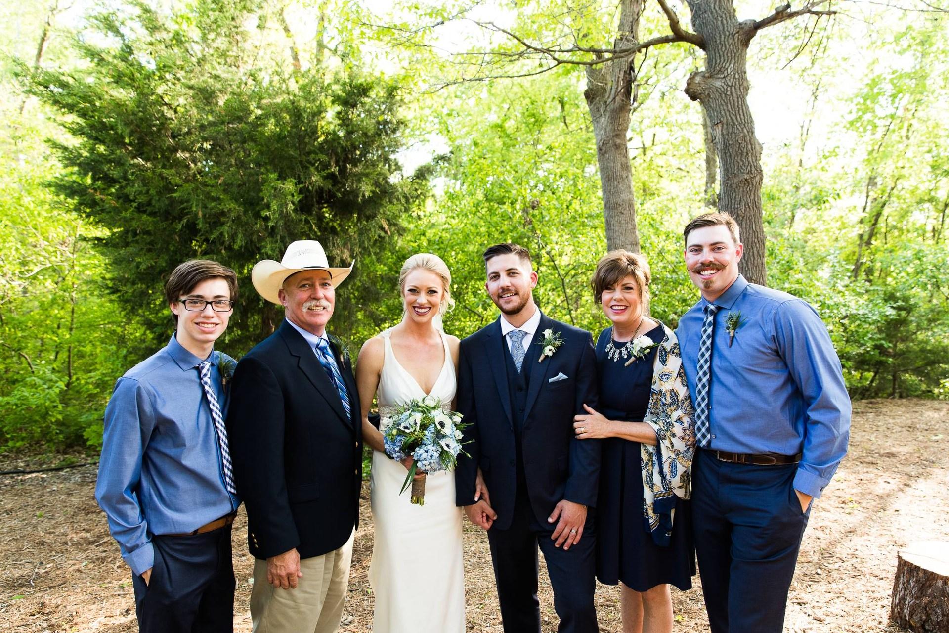Mrs. Ritzel's Family