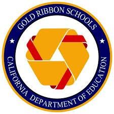Gold Ribbon Seal