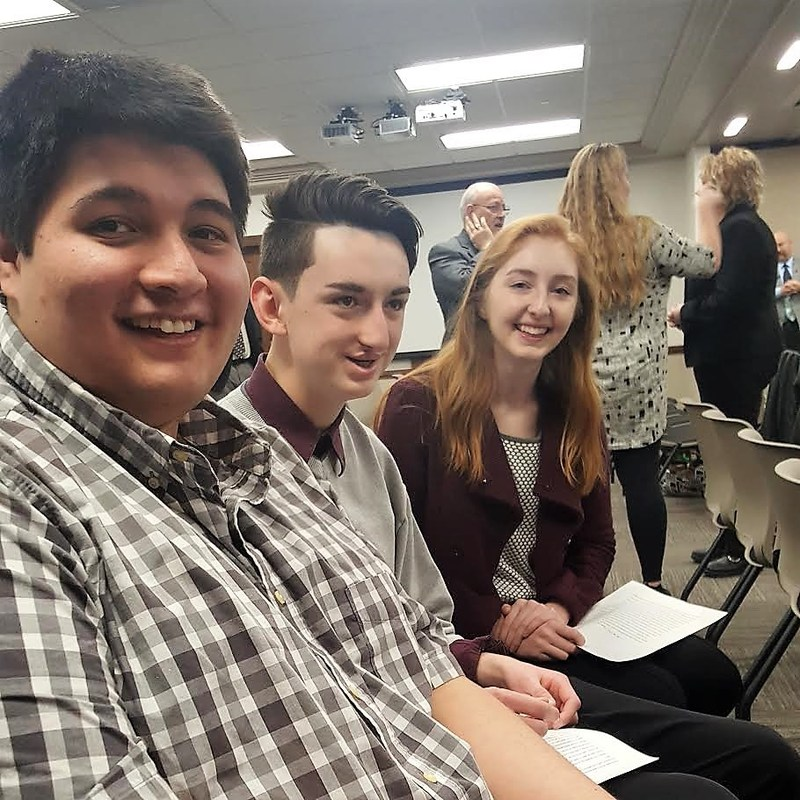 Shiloh Debaters Testify Before ND House Education Committee Thumbnail Image