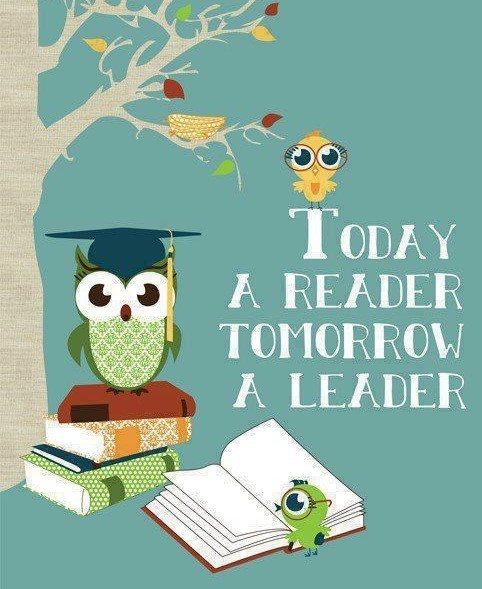Today a reader tomorrow a leader quote