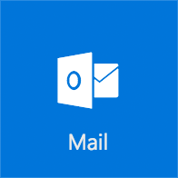 Outlook email icon