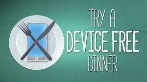Device Free Dinner! Thumbnail Image