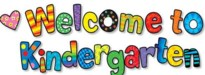 Kindergarten Welcome