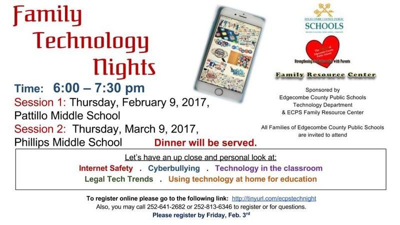 Family Tech Nights