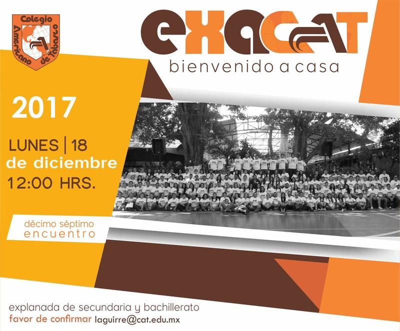 Exacat 2017 Featured Photo