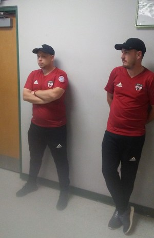 SCAD Soccer Team