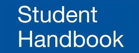 Click Here to View the 2017-2018 Student Handbook Thumbnail Image