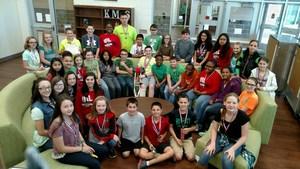 6th Grade UIL Participants