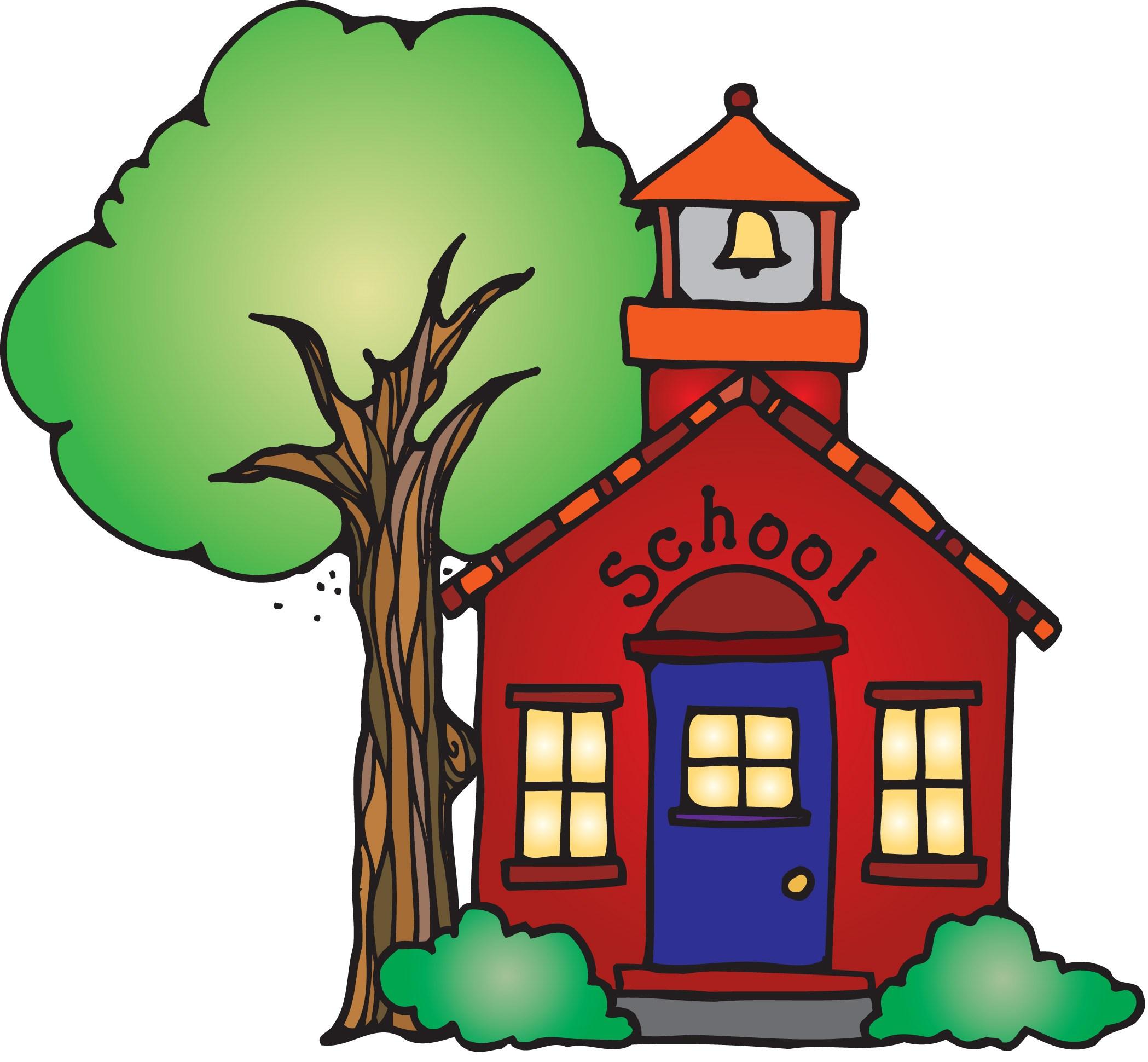 Image of school building