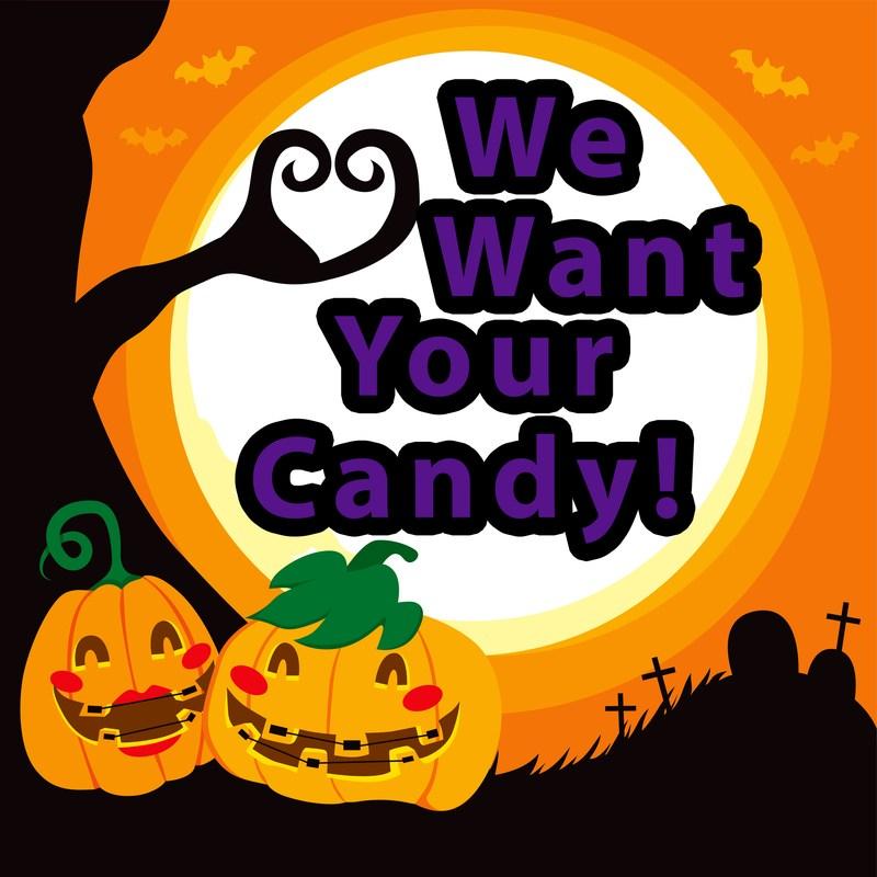 Halloween Candy Buy Back Thumbnail Image