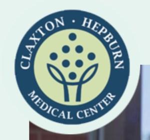 Claxton-Hepburn Medical Center logo