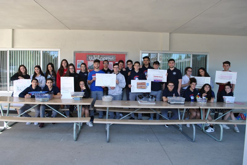 Reduce, Reuse, Recycle… AGBU Spartans Construct Sanitary Landfill Models Featured Photo
